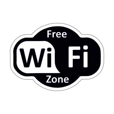 Adhesivo Wifi