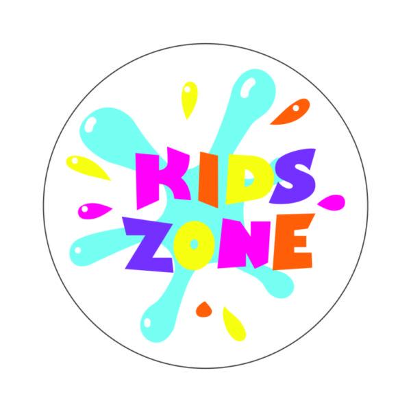 Kids Zone Estrella Mancha Azul